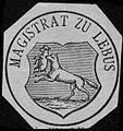 Siegelmarke Magistrat zu Lebus W0229059.jpg