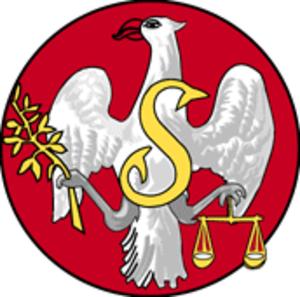 Siewierz - Image: Siewierz coat of arms