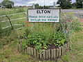 Sign at Elton, Cheshire (1).JPG