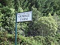Sign for Ousdale Farm by A9 - geograph.org.uk - 482742.jpg