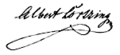 Signatur Albert Lortzing.PNG