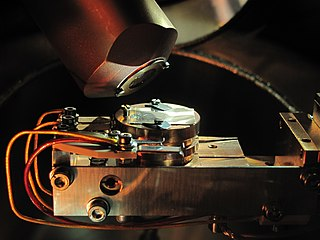 Spectrometer Used to measure spectral components of light