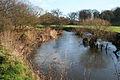 Silverton, the river Culm below Ellerhayes Bridge - geograph.org.uk - 104266.jpg