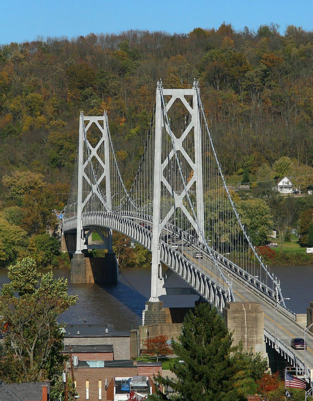 Simon Kenton Memorial Bridge - Wikipedia