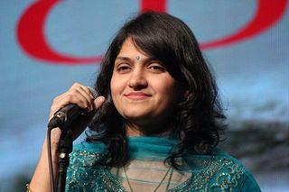 Harini (singer) Indian film playback singer and classical singer