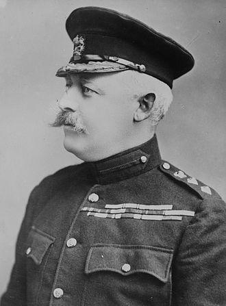 James Grierson - Grierson as a Colonel