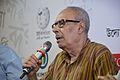 Sirshendu Mukhopadhyay Discusses - Epar Bangla Opar Bangla Sahityer Bhasa Ki Bodle Jachhe - Apeejay Bangla Sahitya Utsav - Kolkata 2015-10-10 5094.JPG