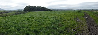 Drumquhassle - Site of Drumquhassle Roman Fort