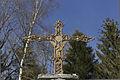 Sixt-Fer-à-Cheval - Église Sainte-Madeleine - Oratoire (croix).jpg