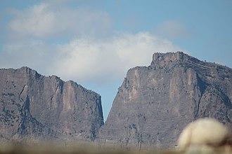 South Waziristan - Much of South Waziristan consists of rugged terrain