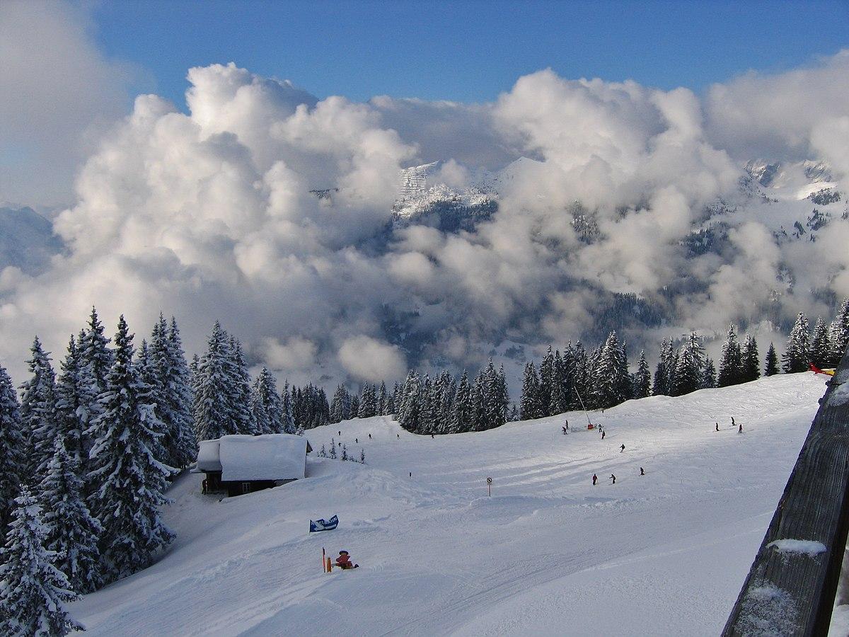Silvretta Montafon Ski Area Wikipedia