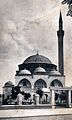 Skopje, razglednica so Mustafa Pasha dzamija, 1940.jpg