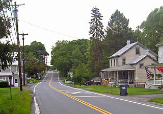 Slate Hill, New York human settlement in New York, United States of America