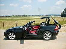 Mercedes Benz Slk Class R170 Wikipedia