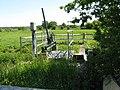Sluice gate on Amberley Wild Brooks - geograph.org.uk - 1333770.jpg