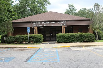 Smithville, Georgia - Image: Smithville Post Office