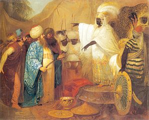 Persian Envoys before the King of Ethiopia