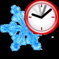 Snowflake clock.png