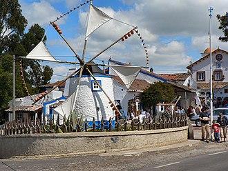 Windmill sail - Image: Sobreiro