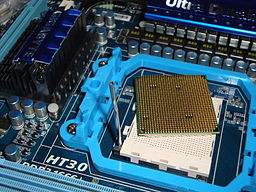 Socket AM3 and AMD Phenom II X3 720 Black Edition.jpg