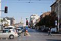 Sofia blvd Todor Aleksandrov view to square Nezavisimost 2012 PD 7.jpg