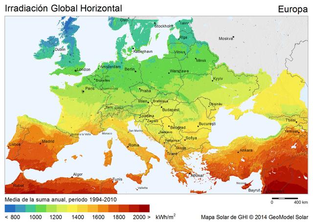 Archivo Solargis Solar Map Europe Es Png Wikipedia La