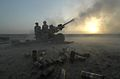 Soldiers Open Fire in Support of Troops During Operation Chakush in Afghanistan in 2007 MOD 45153219.jpg