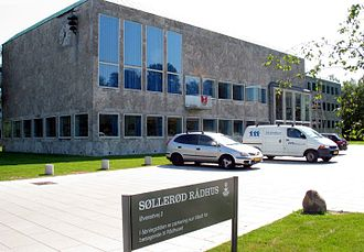 Søllerød Town Hall -  Rudersdal Town Hall