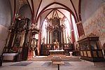 Solms - Kloster Altenberg - ev Kirche - Kirche - Innenraum 9.JPG