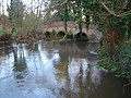 Somerset Bridge on River Wey - geograph.org.uk - 690103.jpg