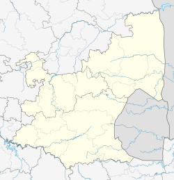 Perdekop is located in Mpumalanga