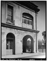 South east corner. March 1934. - The Cabildo, 711 Chartres Street, New Orleans, Orleans Parish, LA HABS LA,36-NEWOR,4-6.tif