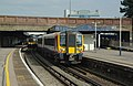 Southampton Central railway station MMB 31 444035 444025.jpg