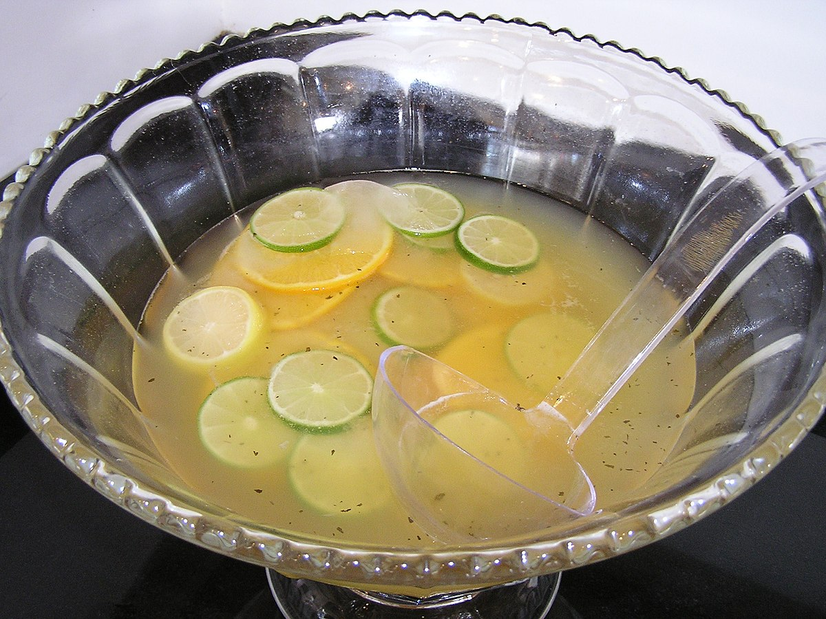Punch (drink) - Wikipedia