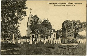 Southold (town), New York - Image: Southold NY Presby PHS831