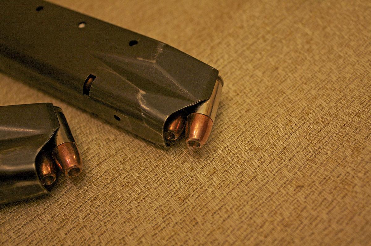 Overpressure ammunition - Wikipedia