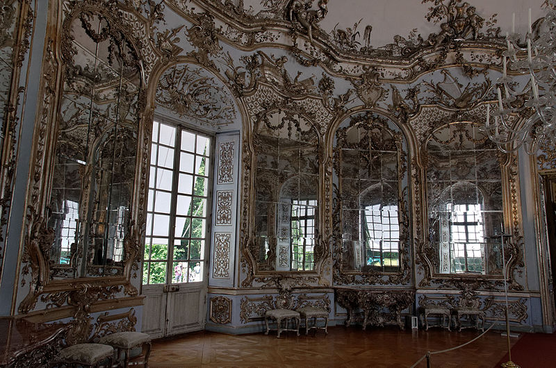 file spiegelsaal amalienburg park schloss wikimedia commons. Black Bedroom Furniture Sets. Home Design Ideas