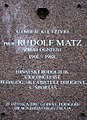 Spomen ploca Rudolf Matz 0209.jpg