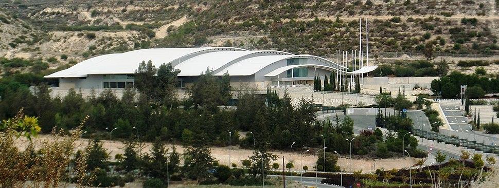 Spyros Kyprianou Athletic Center 11