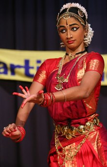 Sringara or Romance in Bharatanatyam
