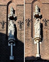 St-Andreas Maria met kind Springweg Utrech.jpg