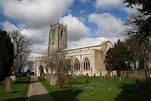 Sydney Robert Elliston - Blyth Church