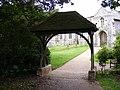 St.Remigius Church Lych Gate, Hethersett - geograph.org.uk - 1995357.jpg