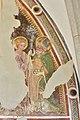 St. Andreas in Antlas Ritten Fresco Hl. Margaret und Nikolaus.JPG