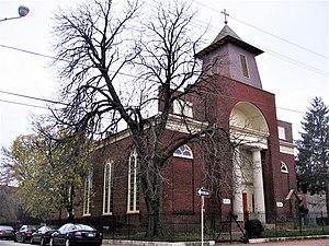 Romanian Americans - Holy Trinity Romanian Orthodox Church in Philadelphia