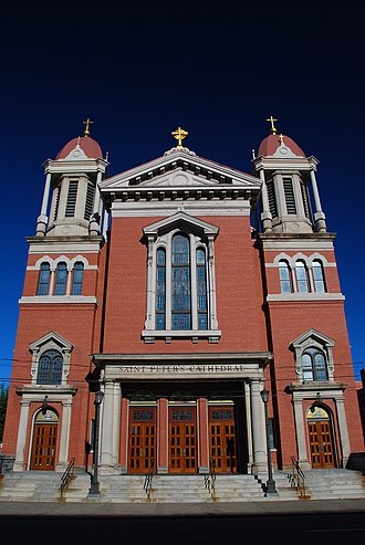 Roman Catholic Diocese of Scranton - St. Peter's Cathedral