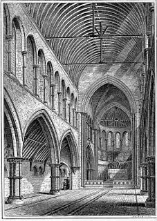 St Andrews Church, Plaistow church in Plaistow, London