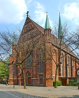 St. John's Church, Bremen - Provost church of St. John