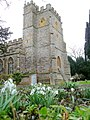 St Andrew's Church, High Ham - geograph.org.uk - 1724212.jpg