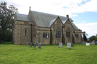 Wilton, North Yorkshire - St Georges Church